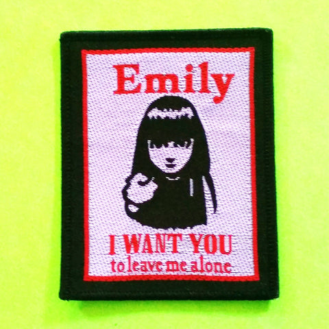 Emily the Strange Patch