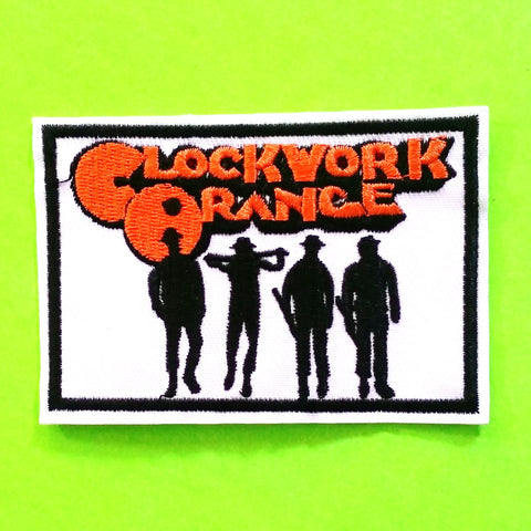 Clockwork Orange Patch - More Styles!