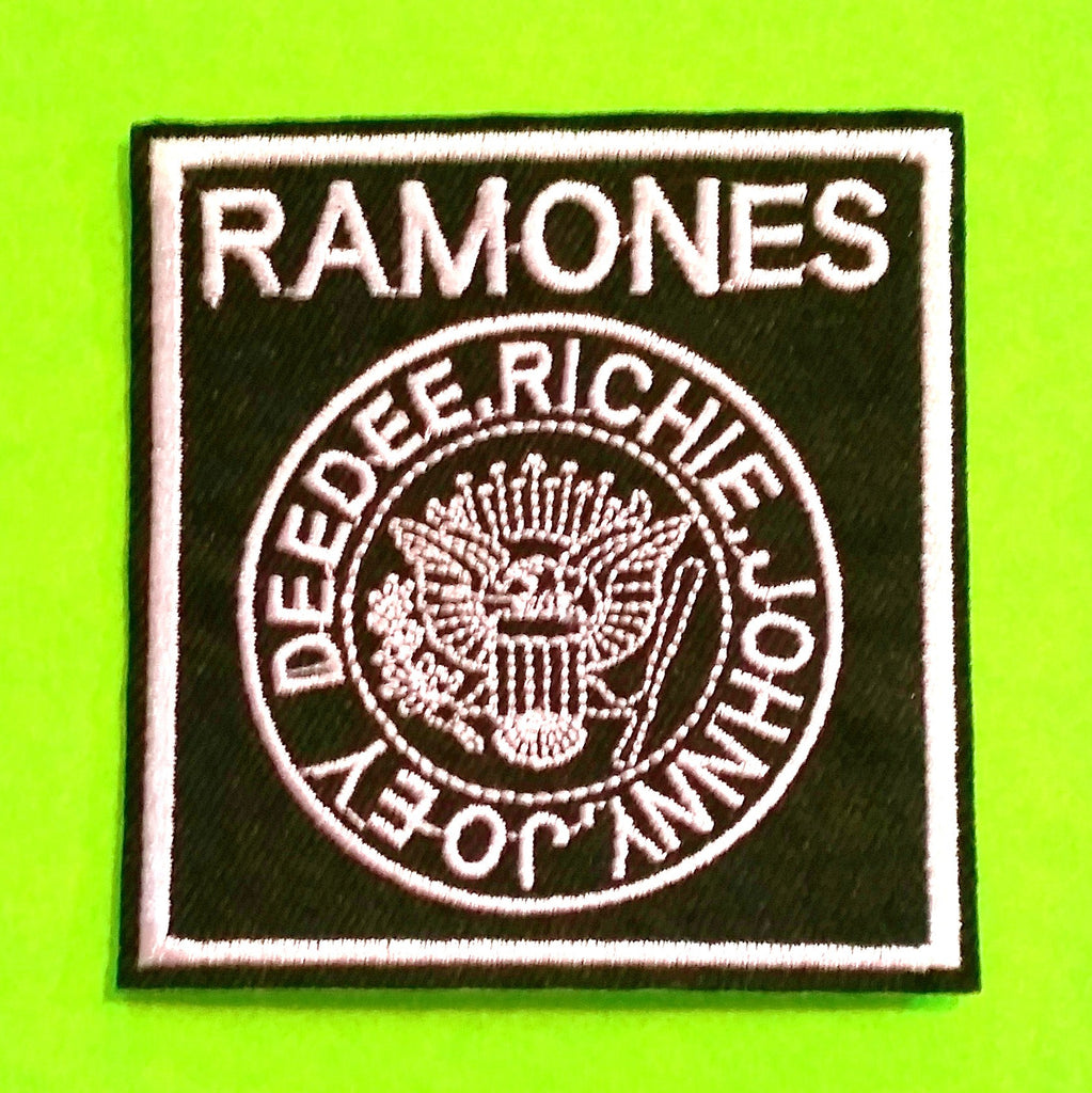 Ramones Patch - More Styles!