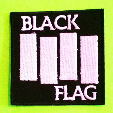 Black Flag Patch