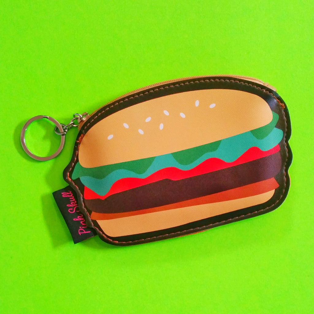 Snack Time Coin Purse - More Styles!
