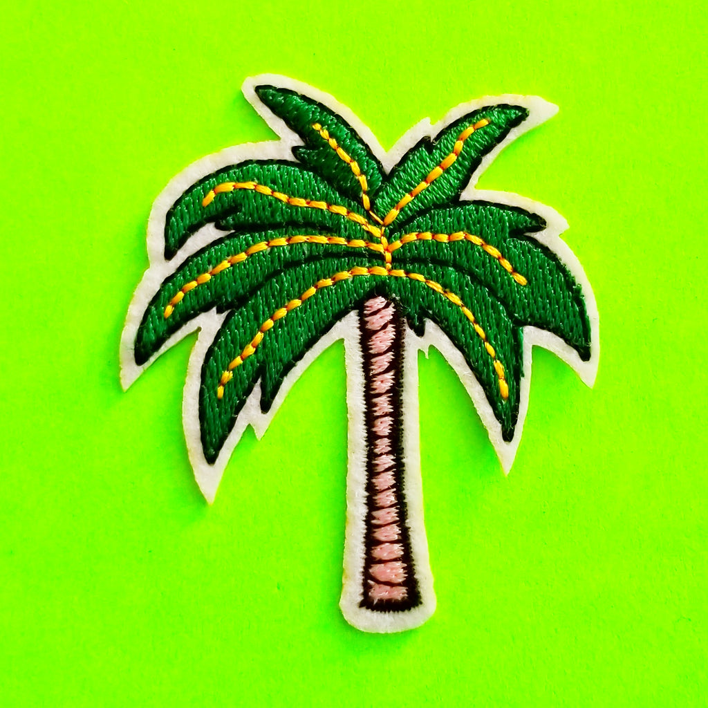 Palm Tree Patch - More Styles!