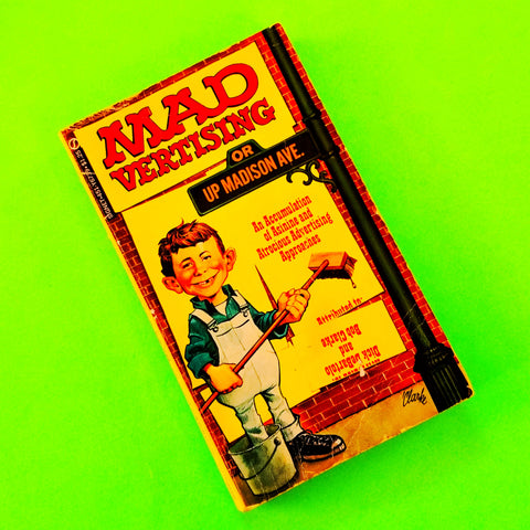 Mad Magazine - Madvertising