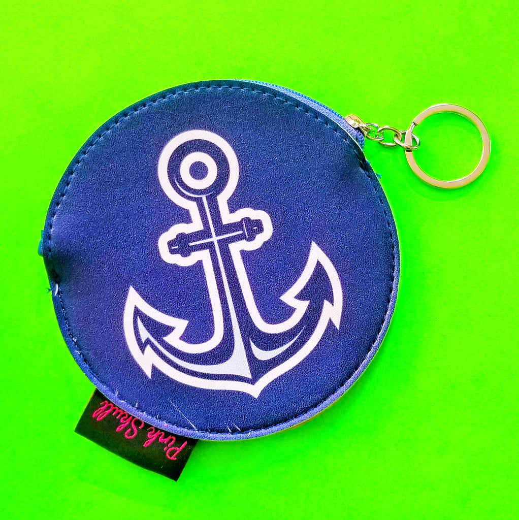 Anchor's Aweigh Coin Purse