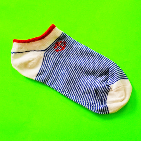 Anchor Ankle Socks - More Colours!