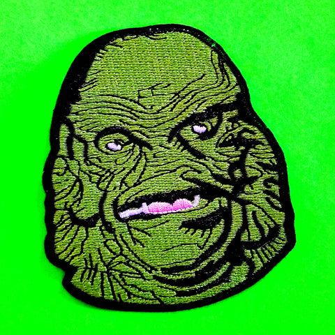 Swamp Thing Patch