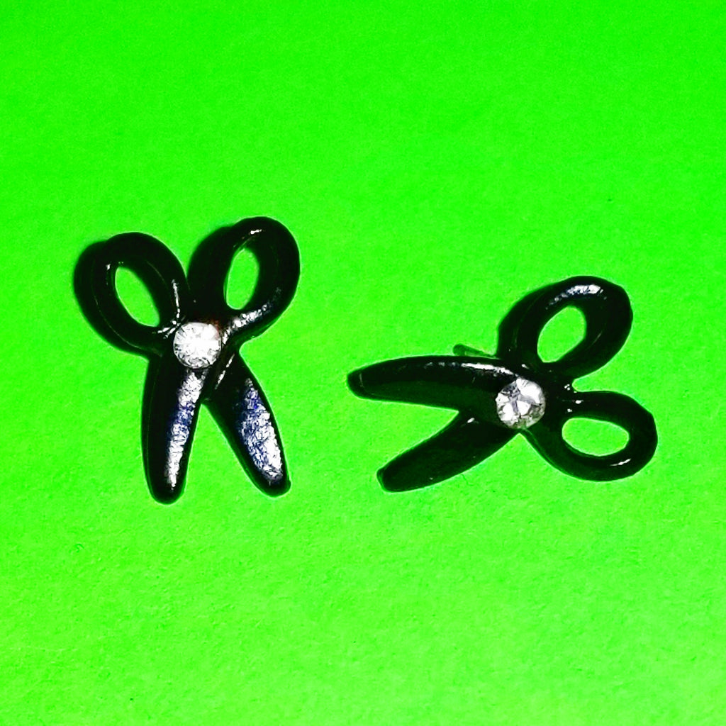 Scissor Earrings - More Colours!