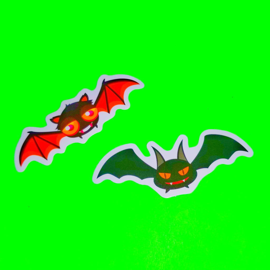 Vamps & Bats Sticker - More Styles!