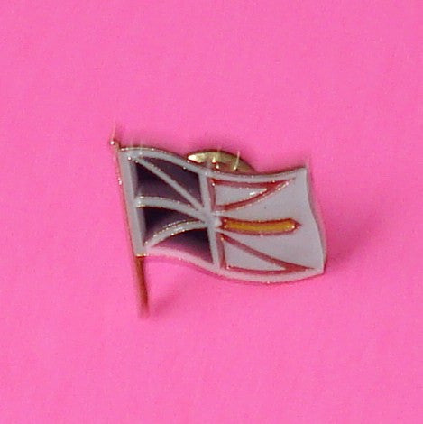 NFLD Flag Pin