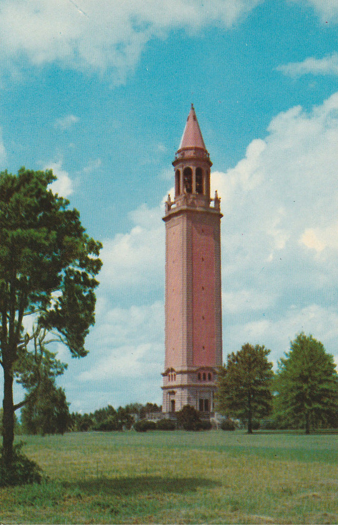 USA - Delaware - Wilmington - Dupont Carillon Tower Postcard