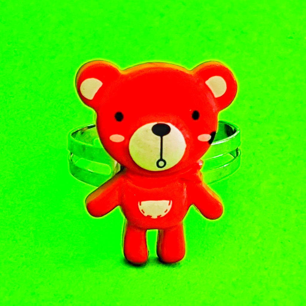 Beary Cute Ring - More Colours!