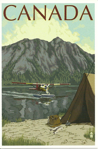 Canada - Float Plane Postcard