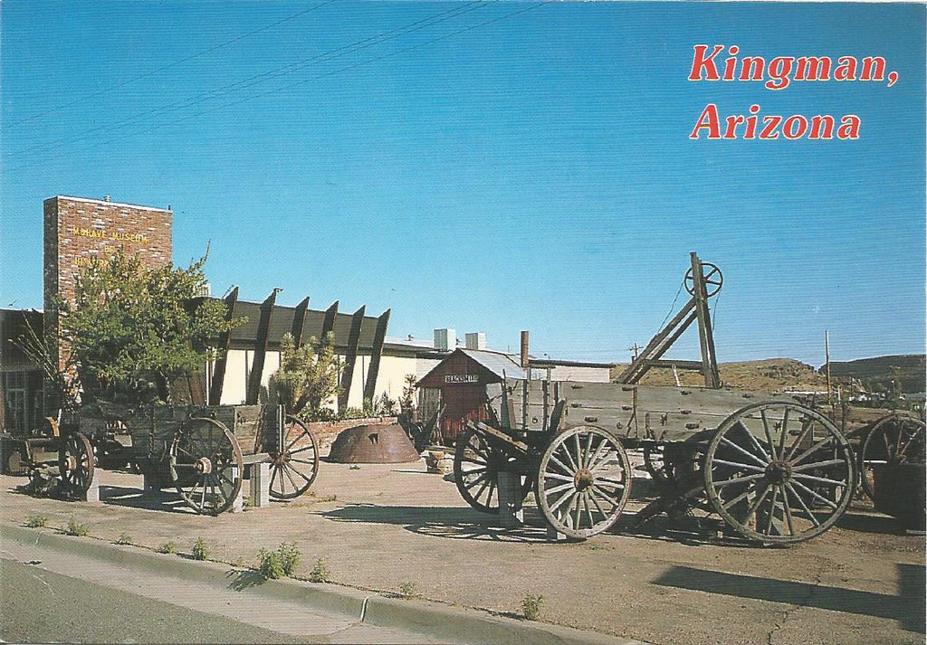 USA - Arizona - Kingman Postcard - More Styles!