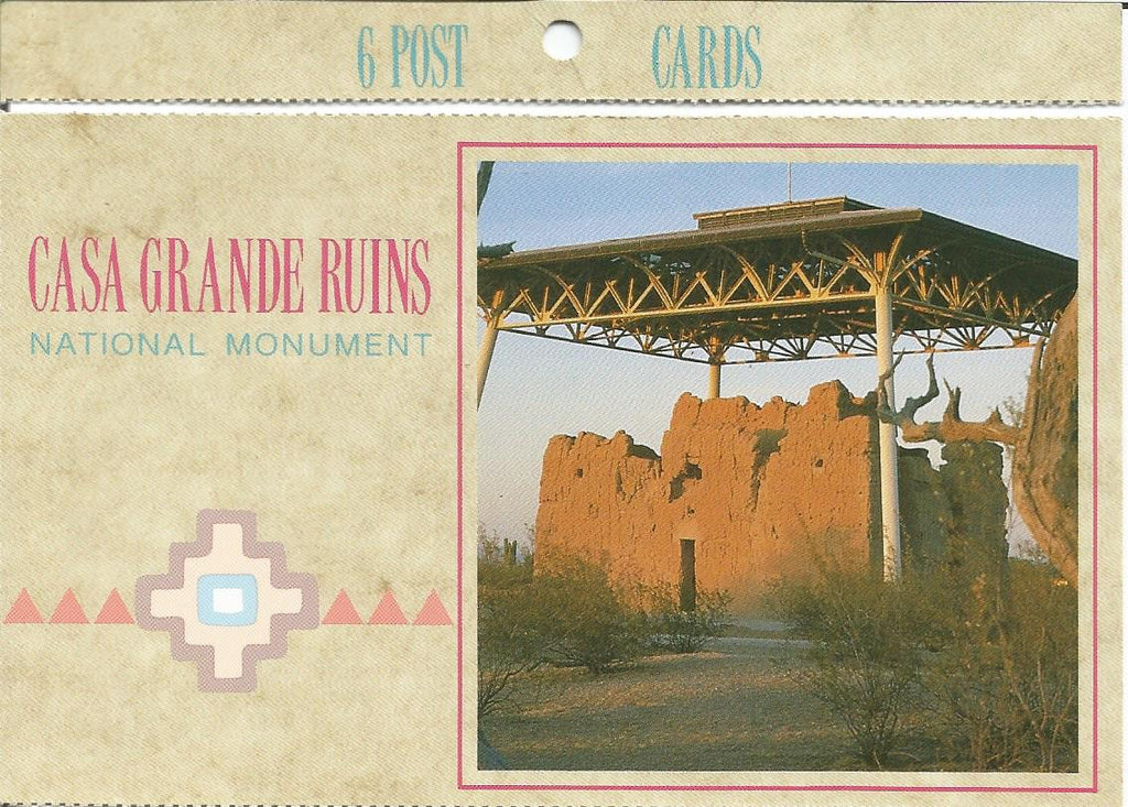 USA - Arizona - Casa Grande Postcard Set