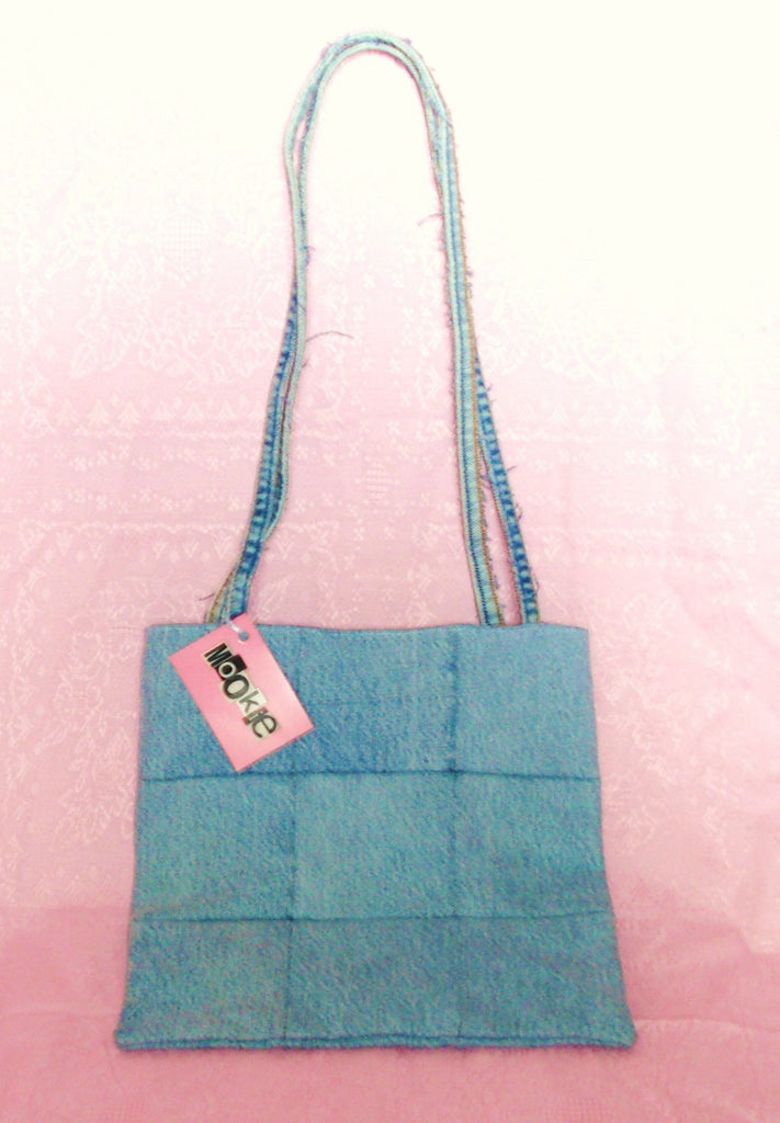 Denim Patchwork Bag - More Styles!