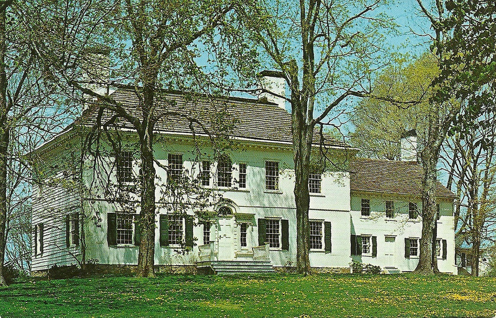 USA - New Jersey - Morristown - Washington's Headquarters Postcard