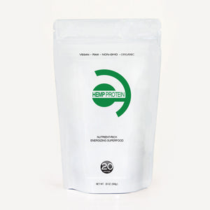 Hemp Protein Powder - Natural
