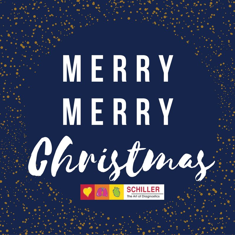 Christmas Closure Dates for SCHILLER Australia
