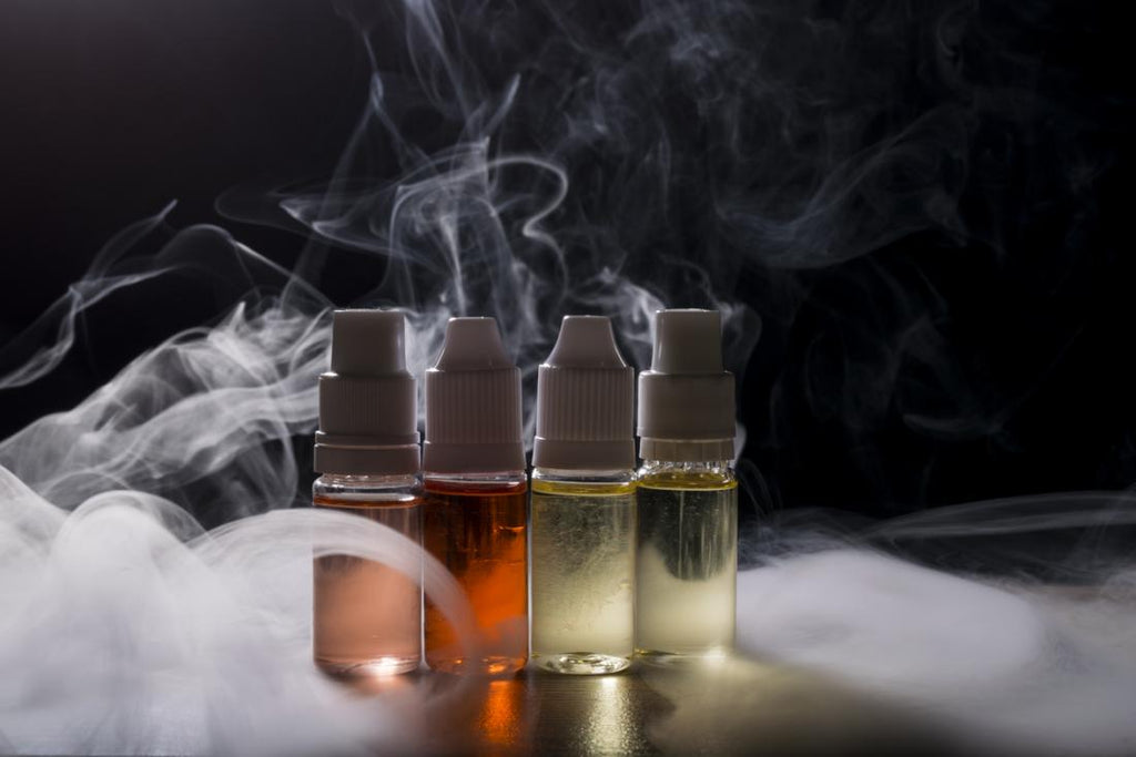 E-Cigarettes Not So Safe