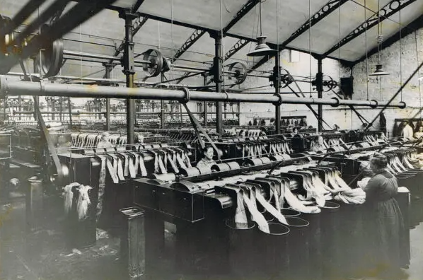 Halley Stevensons factory archive