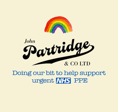 john partridge NHS