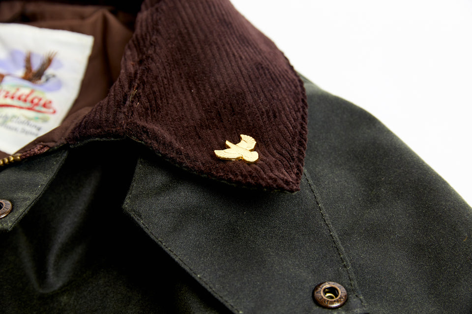 The Partridge Pin