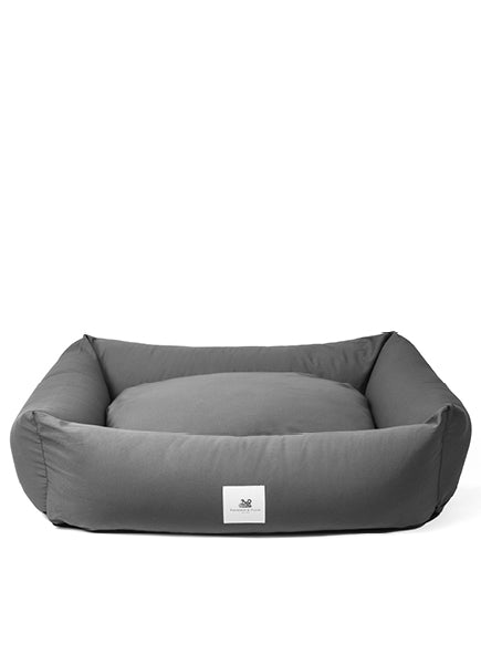 Amherst 2 in 1 Dog bed - Sterling Silver