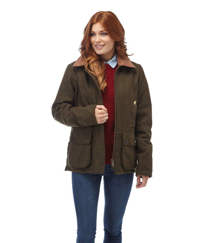 b01f51a431132 Ladies Shooting Jacket | Womens Tweed Shooting Jacket