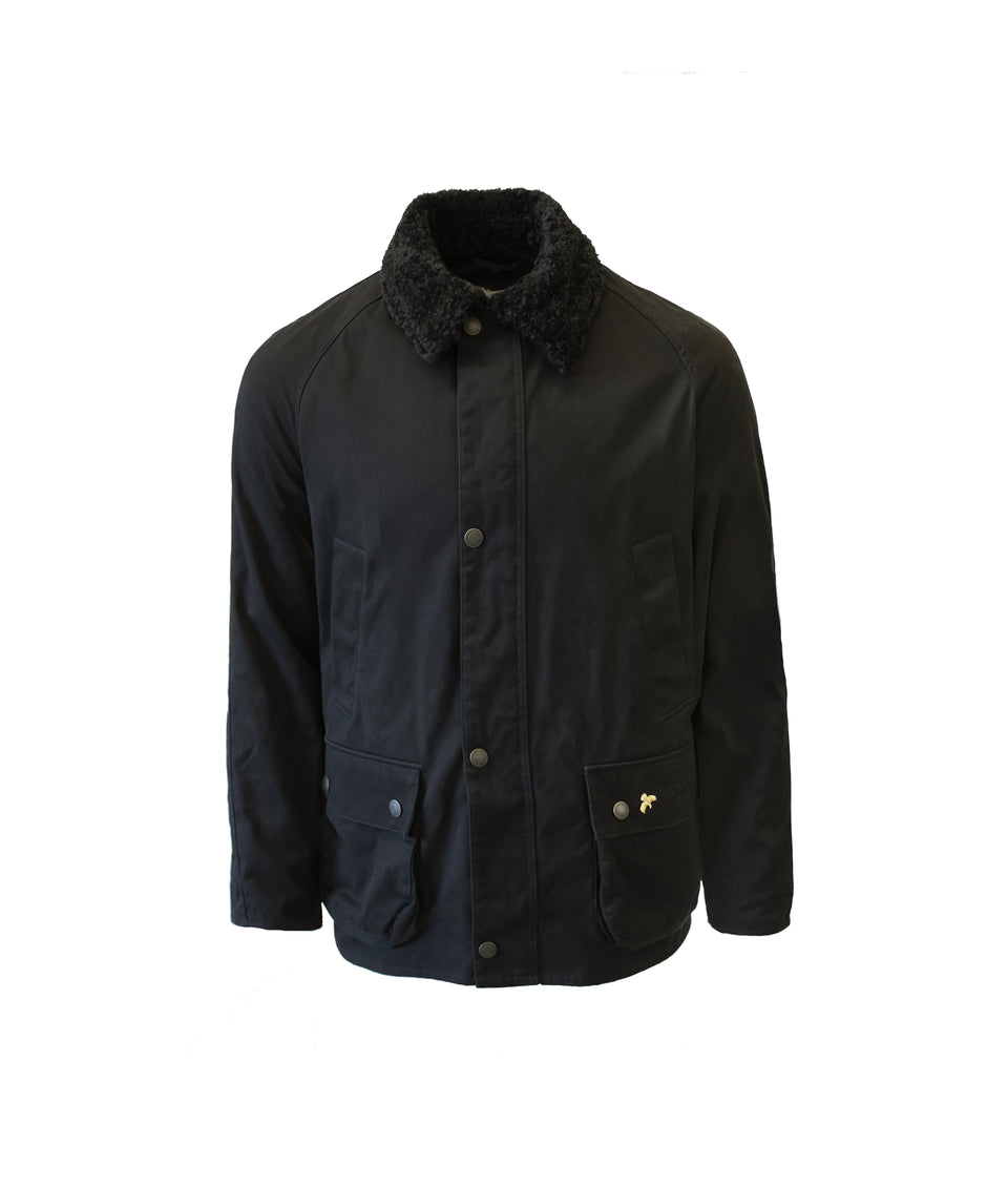 Landowner Snug Walking Jacket - Black