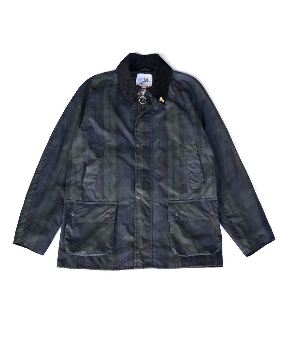 Landowner Wax Walking Jacket - Blackwatch Tartan
