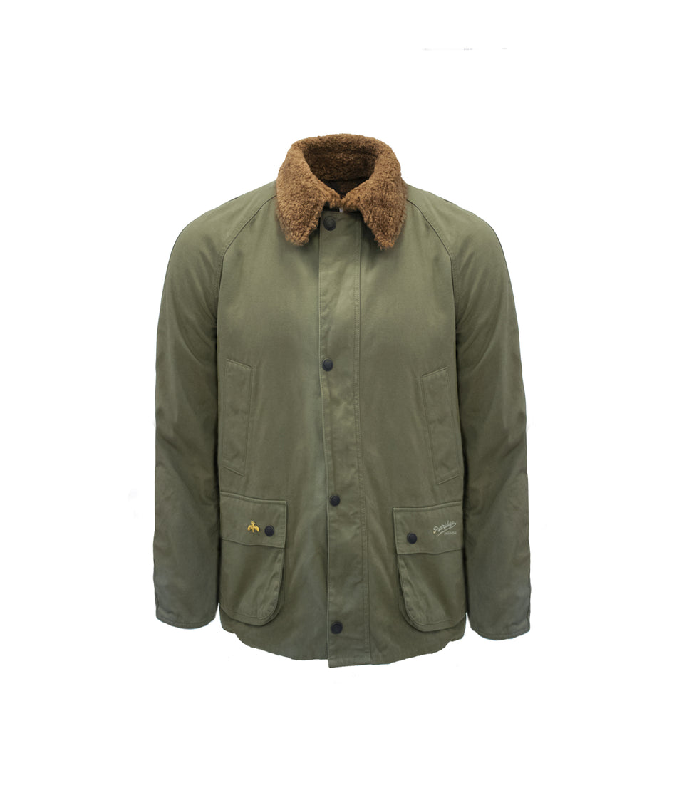 Landowner Snug Walking Jacket - Green