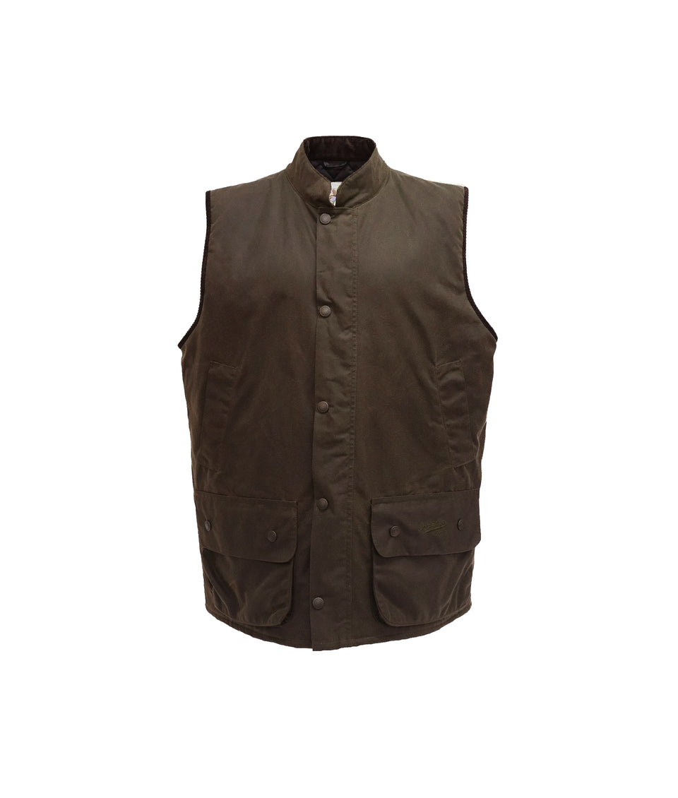 Oakland Gilet - Brown