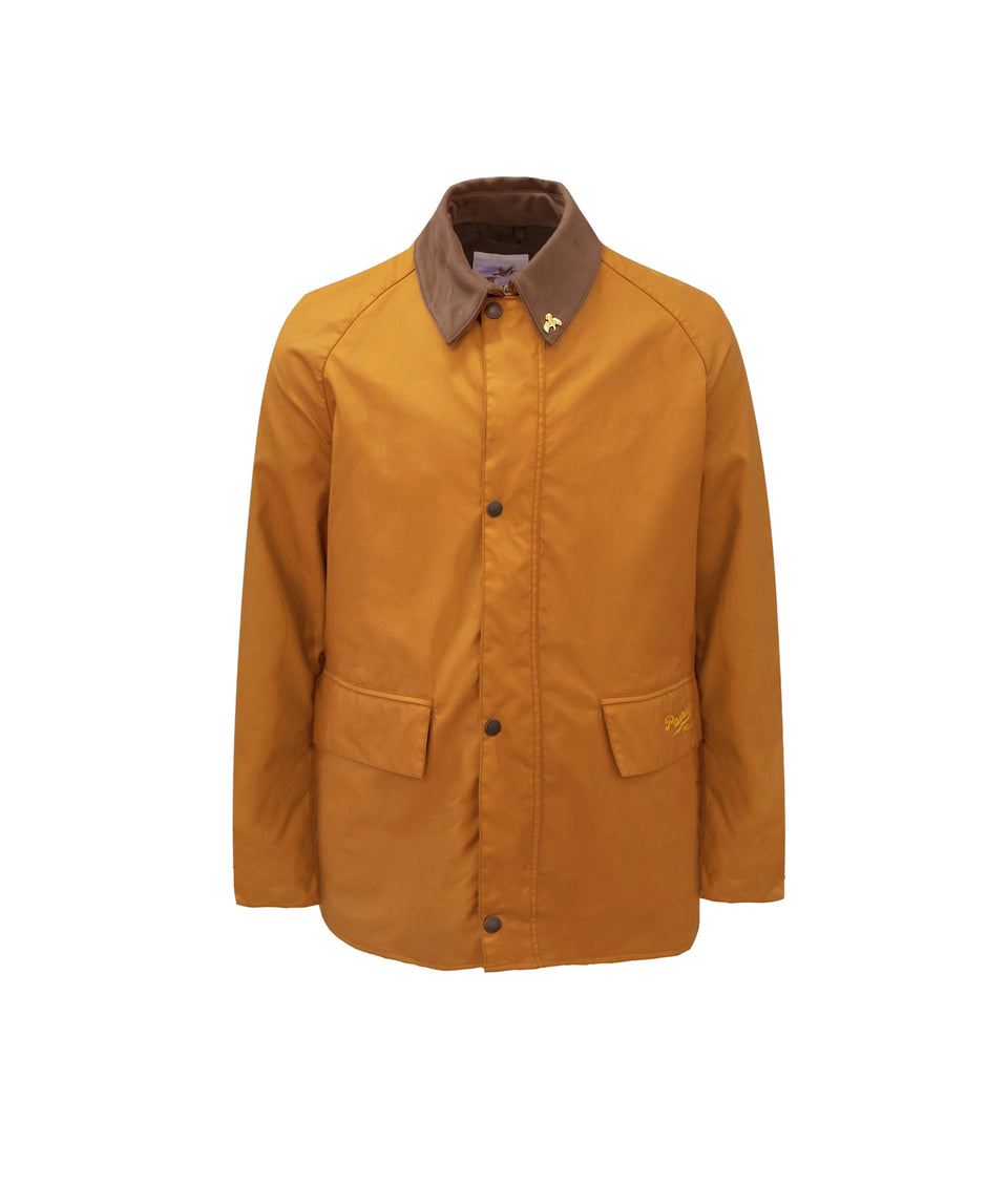 Landowner Bold Wax Walking Jacket - Sand