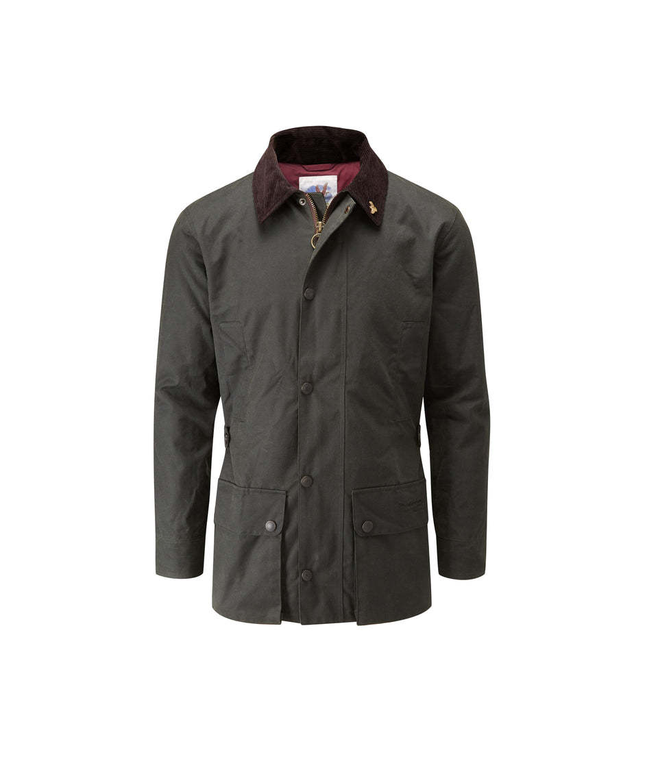 Speed 8 Ventura Mens Shooting Jacket - Sage