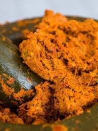 Yellow Curry Paste / แกงกะหรี่ / Gele Curry