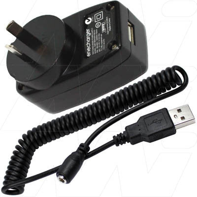 Picture of USB 100-240VAC CHARGER FOR HTC, DOPOD, O2, I-MATE, ORANG, QTEK, T-MOBILE, VODAFONE