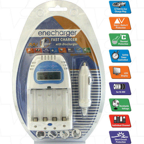 Picture of Enecharger fast charger with discharger