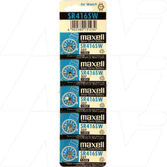 Maxell SR416SW Watch Battery