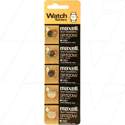 Picture of Maxell SR1120W Watch battery