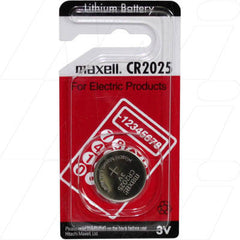 CONSUMER LITHIUM BATTERY COIN CELL