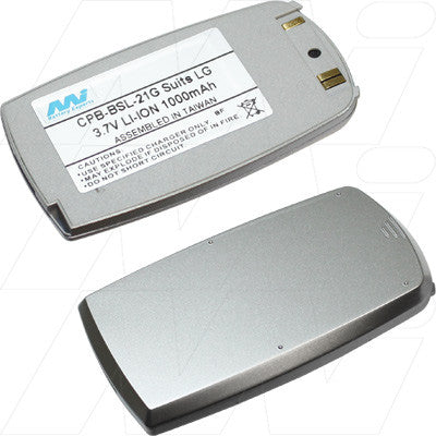 Picture of MOBILE PHONE BATTERY
