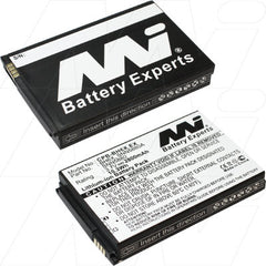 EXTENDED HIGH CAPACITY PHONE BATTERY SUITABLE FOR MOTOROLA ATRIX