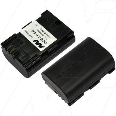 Picture of DIGITAL CAMERA BATTERY REPLACES CANON LP-E6