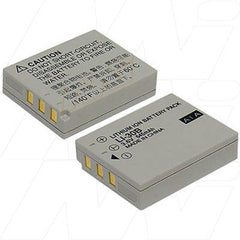 CONSUMER DIGITAL CAMERA BATTERY
