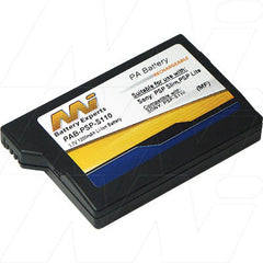 ELECTRONIC GAME BATTERY FOR SONY PSP SLIM & PSP LITE