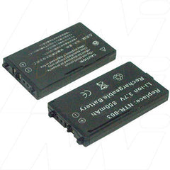 ELECTRONIC GAME BATTERY FOR NINTENDO DS