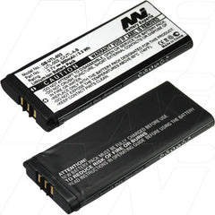 ELECTRONIC GAME BATTERY FOR NINTENDO DSI XL