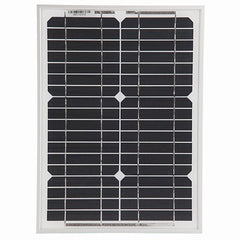 Powertech ZM 9093 - 12V 10Watt solar panel