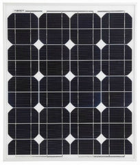 Powertech ZM 9095: 12V 40W solar panel