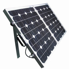 Powertech ZM 9132: 12V 40W folding solar panel kit